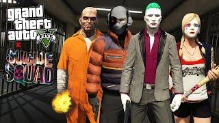 GTA 5 Mods - ULTIMATE SUICIDE SQUAD MOD!! GTA 5 Suicide Squad Mod Gameplay! (GTA 5 Mods Gameplay)