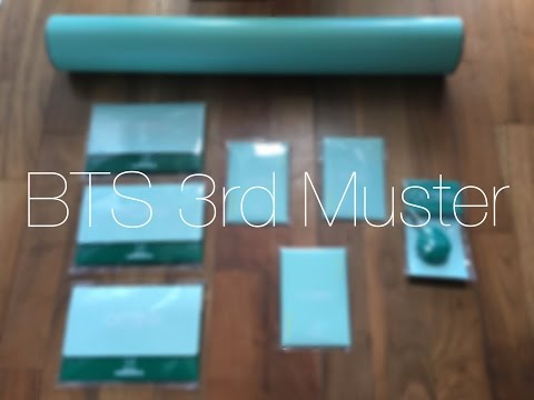 BTS [Army.Zip+] 3rd Muster Unboxing