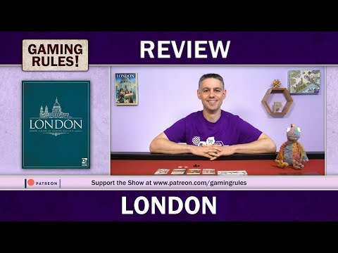 London - A Gaming Rules! review