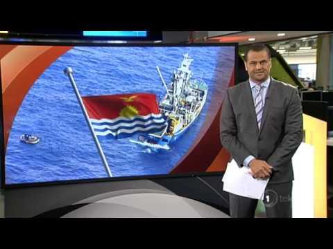 88 people confirmed to have been on sunken ferry in Kiribati