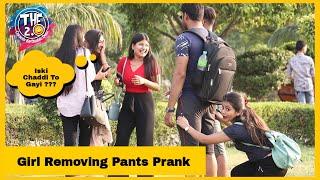Girl Removing Pants in Public Prank Ft. Mohit | THF 2.0 | Ashish Goyal | Shilpa Arya