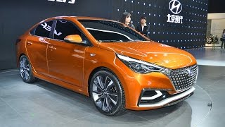 2017 NEW Hyundai Solaris (Hyundai Verna)