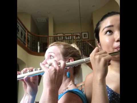 Amy Porter teaches Mendelssohn Scherzo