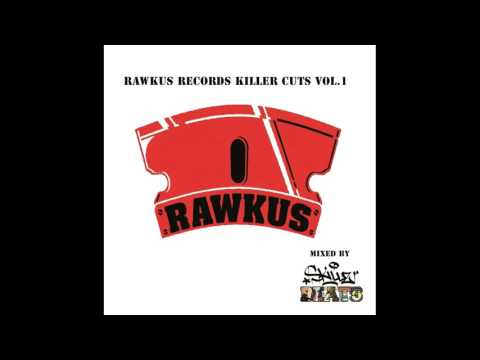 "Rawkus & Skillz Beats   ""Rawkus Records Killer Cuts Vol1"" CD1"