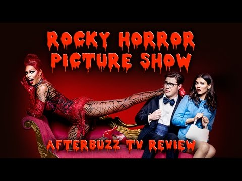 Rocky Horror Picture Show Lets Do The Time Warp Again Special | AfterBuzz TV
