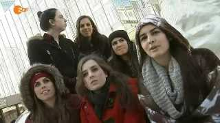 Cimorelli interview in Frankfurt, Germany