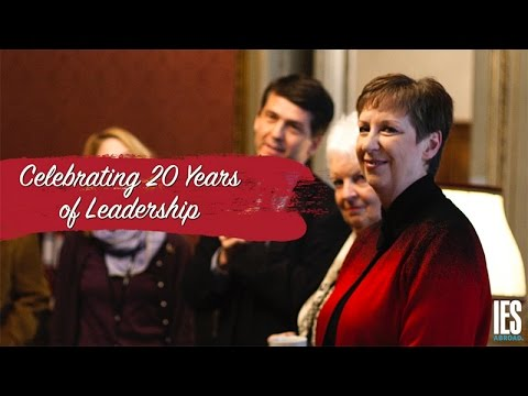 Celebrating 20 Years Of Leadership Congratulations Dr Mary Dwyer Youtube