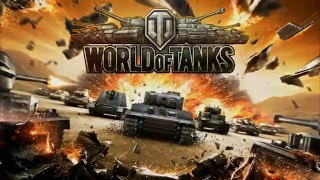 World of tanks, Escorreguei e cai do barranco.