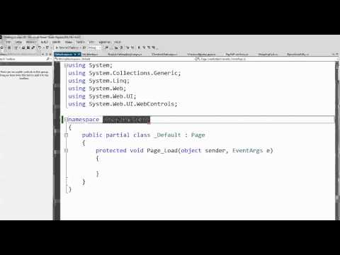 ASP.NET - How to fix error is not allowed here because it does not extend class