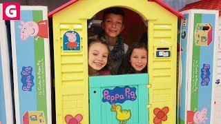 Tipos de Crianças Brincando de Casinha na Toys R Us #2 - Miss Gaby