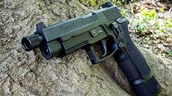 SIG P227 Tactical   Double Stack .45ACP Feature Review