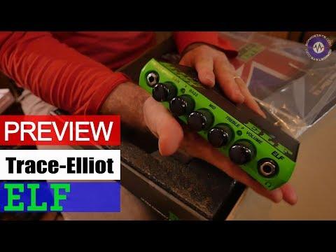 Pre-Review: Trace Elliot ELF & Transit B, with Gaz Williams