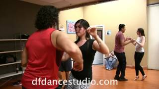 Bachata Looks so Effortless - Classes at DF Dance Studio!