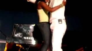 Repeat youtube video John Legend on hard boner on stage! after strip tease lap dance