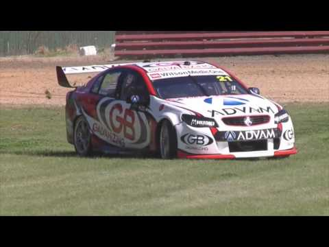 2015 V8 Supercars Crashes and Spins Part 2 (Rounds 5-10) NO MUSIC