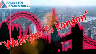 """""""Welcome To London"""""""