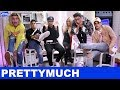 PRETTYMUCH: Teaching Fans Their Dance Moves!