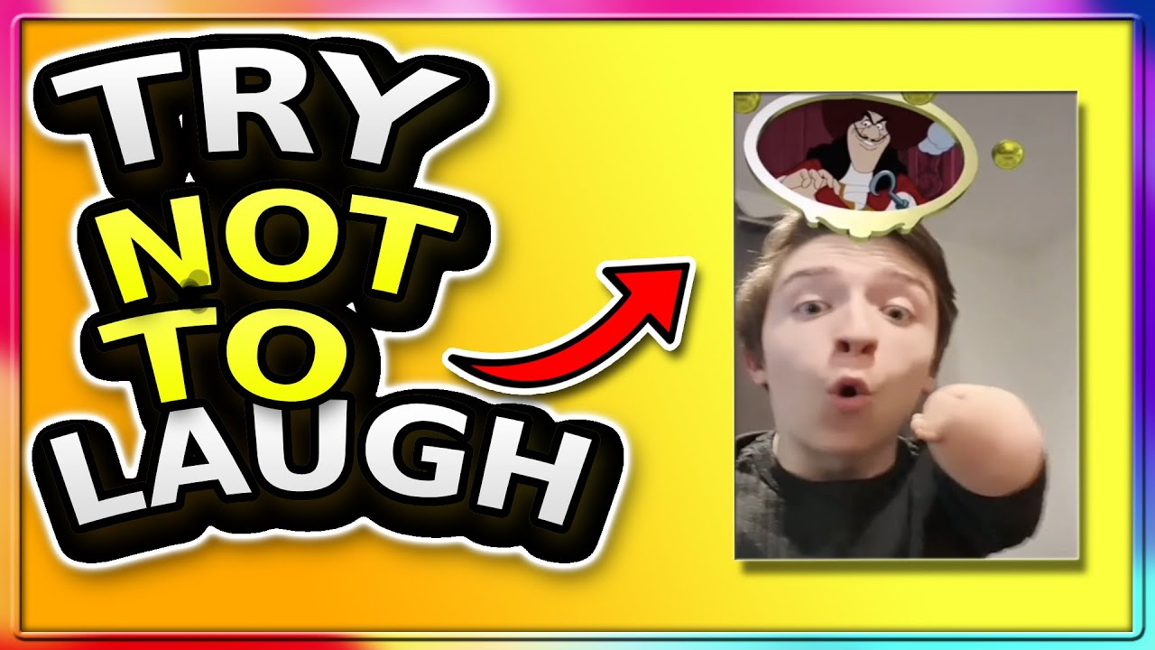 The Ultimate Try Not To Laugh Challenge.