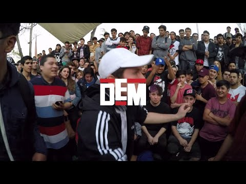 PEPE GRILLO vs MORRIS IANKA: 8vos - DEM Multiverse 2017