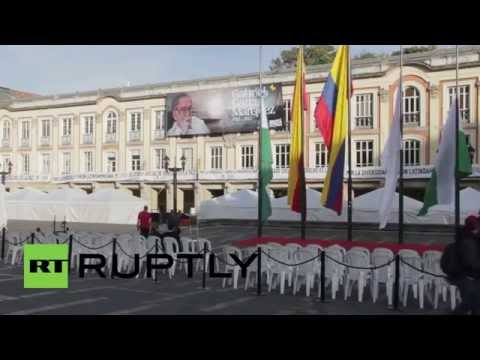 Colombia: Security tight as Colombians head to the polls