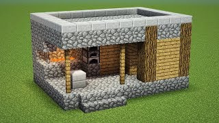 How to build a village blacksmith in Minecraft YouTube