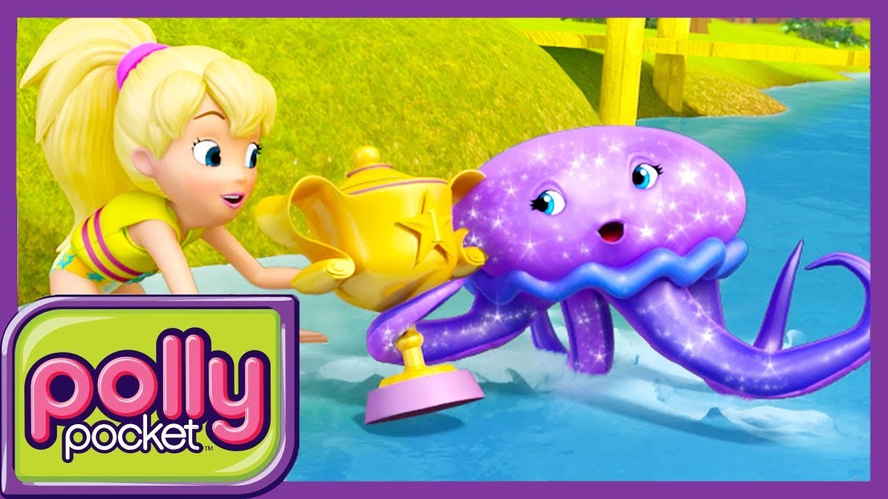tubget - download video: polly-pocket-full-episodes-triple-booked