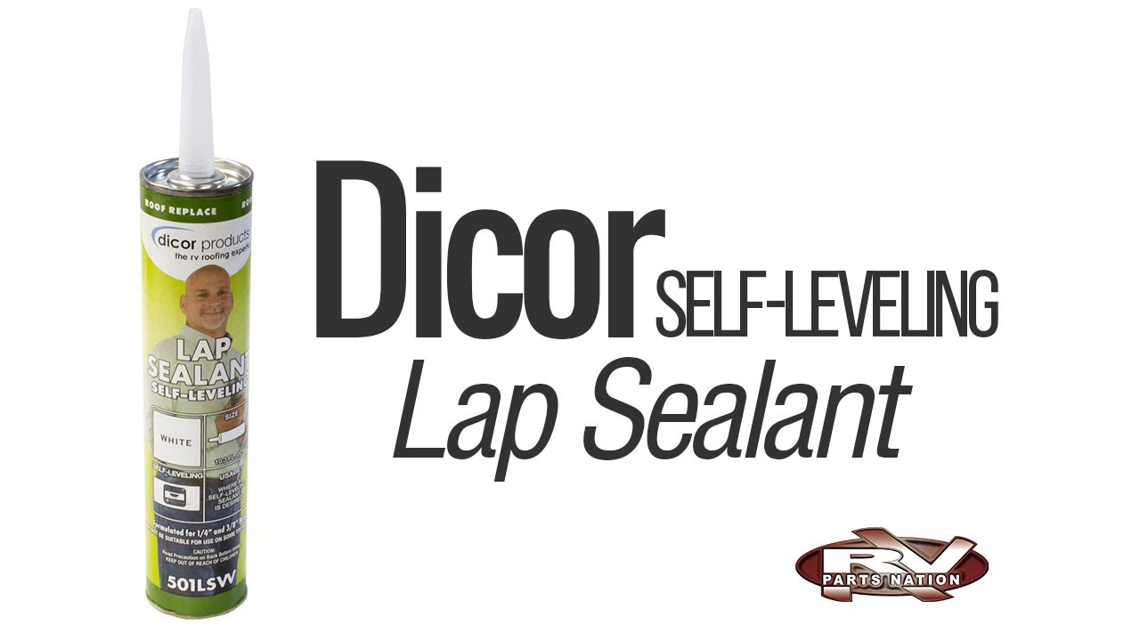 Marvelous Dicor Self Leveling Lap Sealant