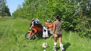 Motorcycle Adventure Across Africa