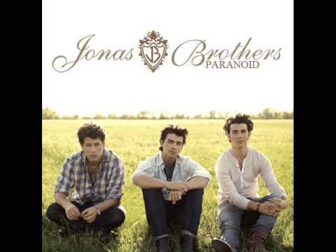 JONAS BROTHERS  PARANOID HQ CD RIP