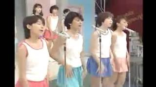 1985 おニャン子クラブ 1985 セーラー服を脱がさないで.