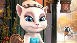 HAMORA - My Talking Angela Android Gameplay l Episode 3