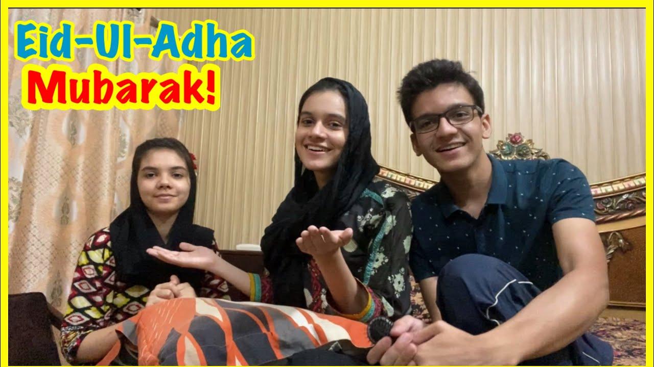 Eid-Ul-Adha Mubarak 2020 | How We Celebrate Eid In Pakistan? | Ideal Vlogs