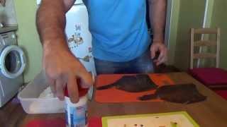 Жареная камбала рецепты. fried flounder recipes