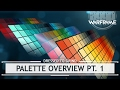 Warframe: Color Palette Overview Pt. 1 [thedailygrind]