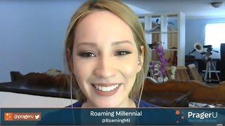 PragerU Live: Roaming Millennial (3/24/17)