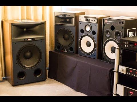 JBL Studio Monitor 4367 + Mark Levinson No 536
