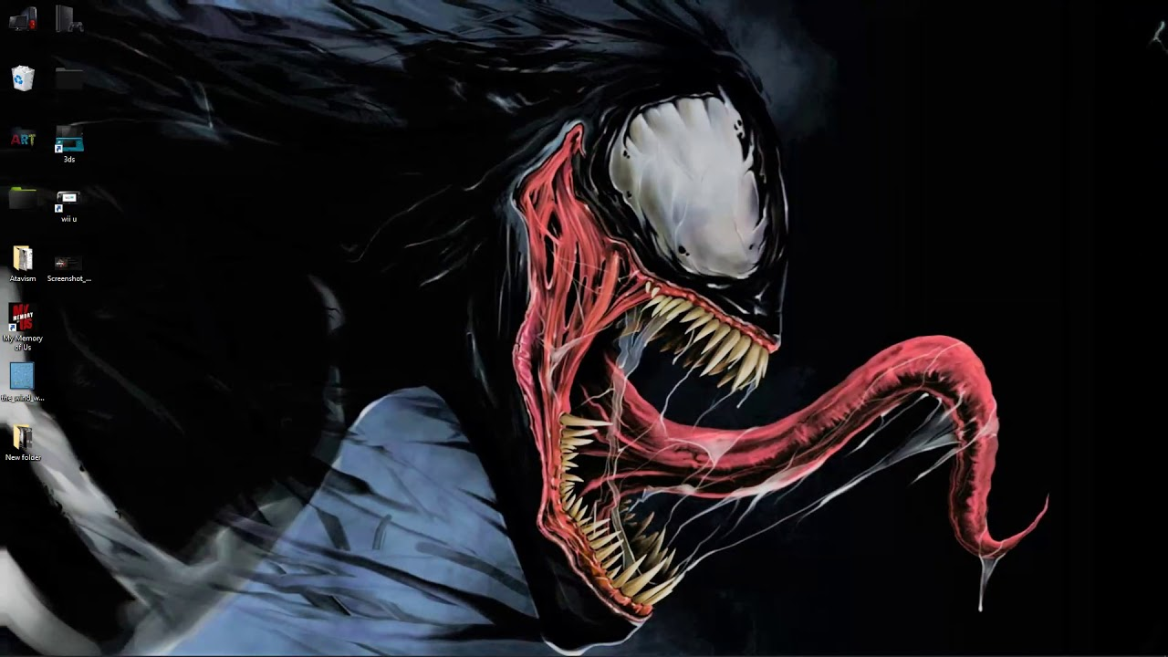 Wallpaper Engine Venom Live Wallpaper Free Youtube