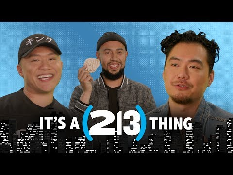 It's a (213) Thing