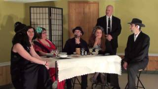 """In Cold Blood"" A Murder Mystery Dinner Theater"