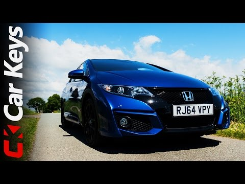 Honda Civic 2015 review - Car Keys