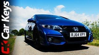 Honda Civic 2015 review - Car Keys