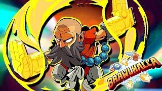 Wu Shang • Currently the MOST POPULAR Legend?! • Brawlhalla 1v1 & 2v2 Diamond Gameplay