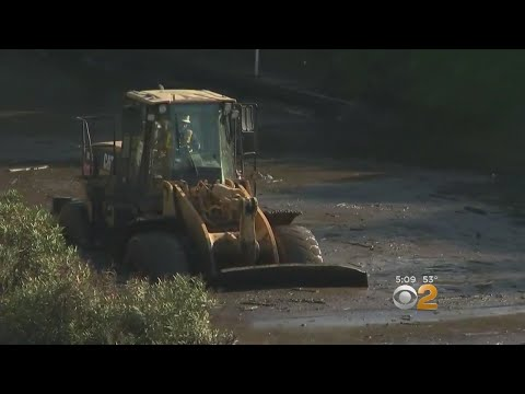 Several Missing After California Mudslides
