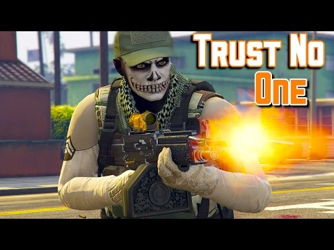 Never Trust Players On GTA   Trolling   GTA 5 Online Gameplay (PS4)