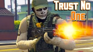 Never Trust Players On GTA   Trolling   GTA V online Gameplay (PS4)