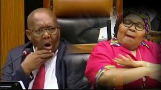 EFF MamKhawula leaves Deputy Speaker in Shock !!