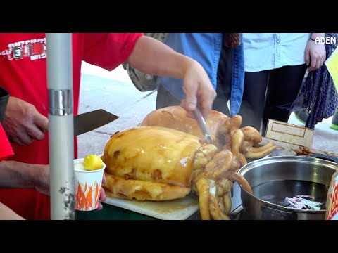 Giant Seafood - Hong Kong Street Food
