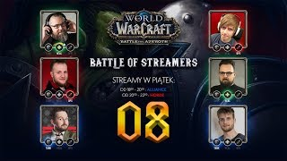 WoW: Battle of Streamers - Darkmoon Faire