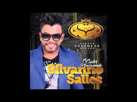 SILVANNO SALLES VOL 20 CD 2016   COMPLETO