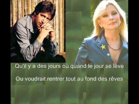 Veronique Sanson avec Yves Duteil - Melancolie (lyrics)